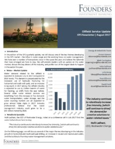 2017 Q2 OFS Newsletter Water - Final